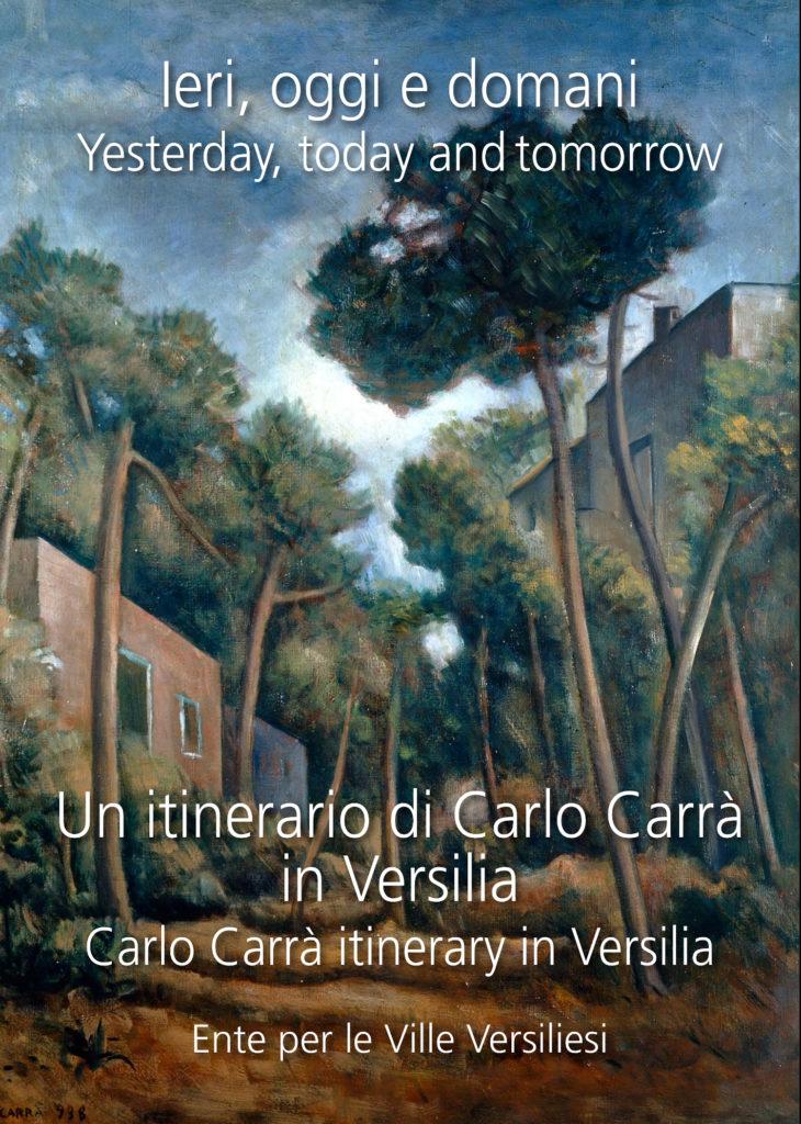 Un itinerario di Carlo Carrà in Versilia